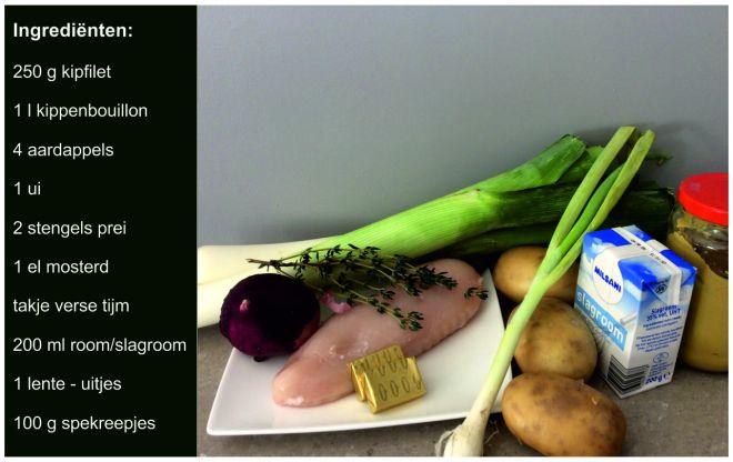 ingredienten soep