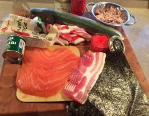ingr sushi