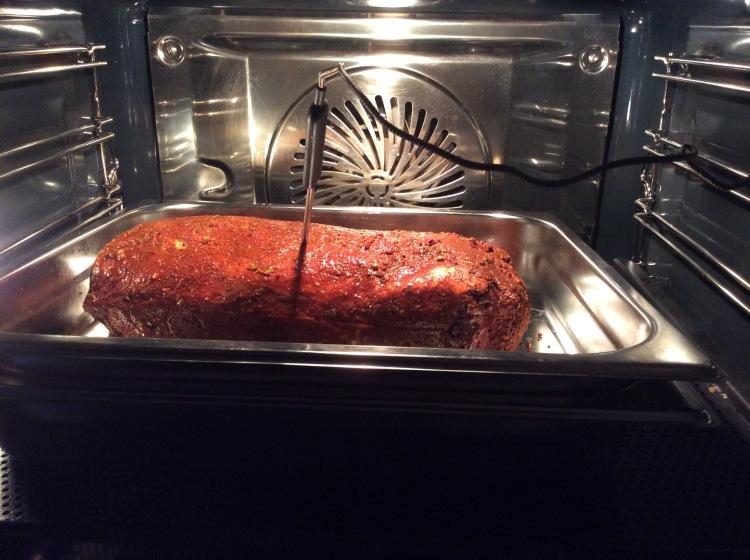 pulled pork in de oven